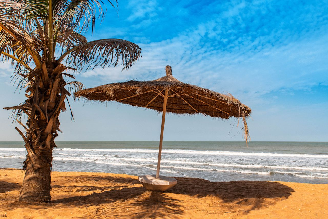 African Beach Vacations